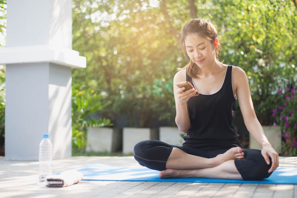 yoga studio apps, staff apps, client apps