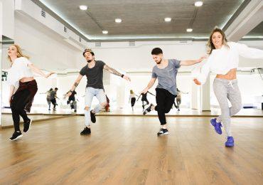 Dance Studio Business, dancers in a dance studio