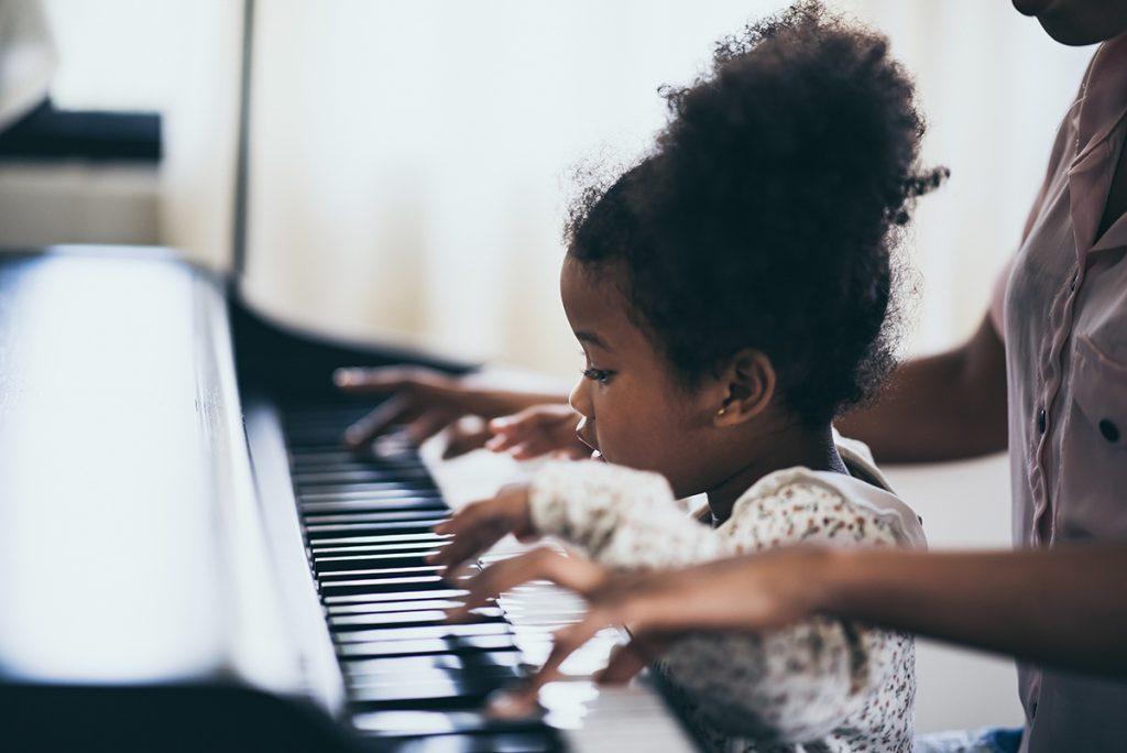 music school promotion, teaching music