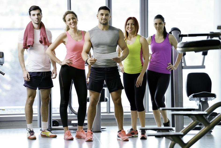 gym staff, gym staff candidates