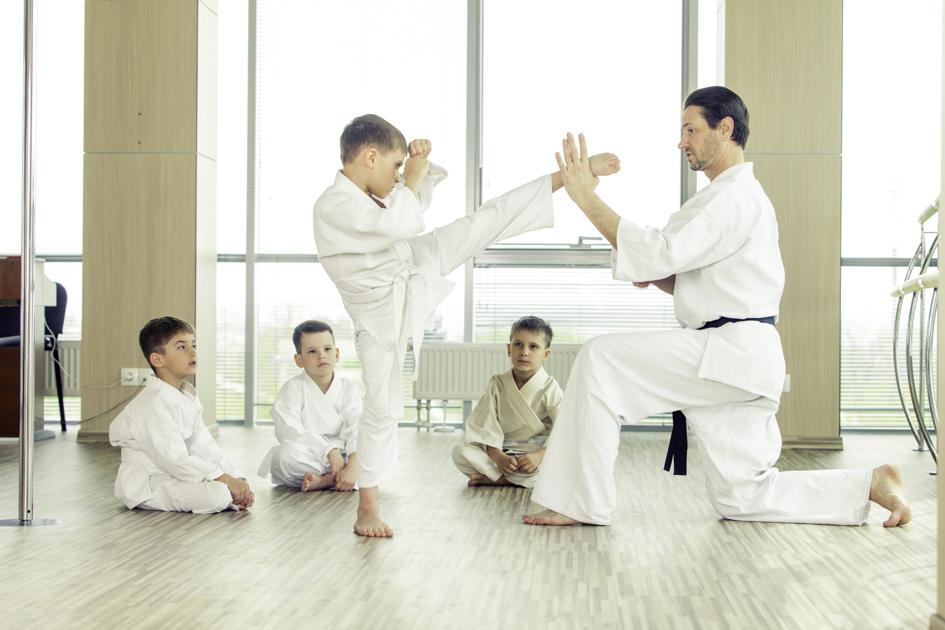 martial arts branding, martial arts class