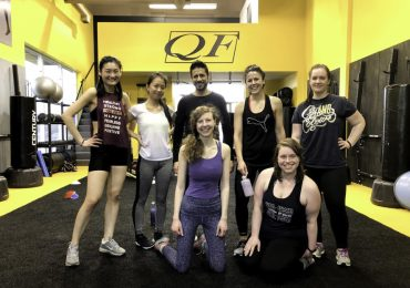 QF Fitness, WellnessLiving