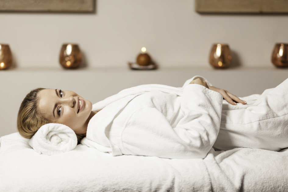 client loyalty wellness, happy massage client