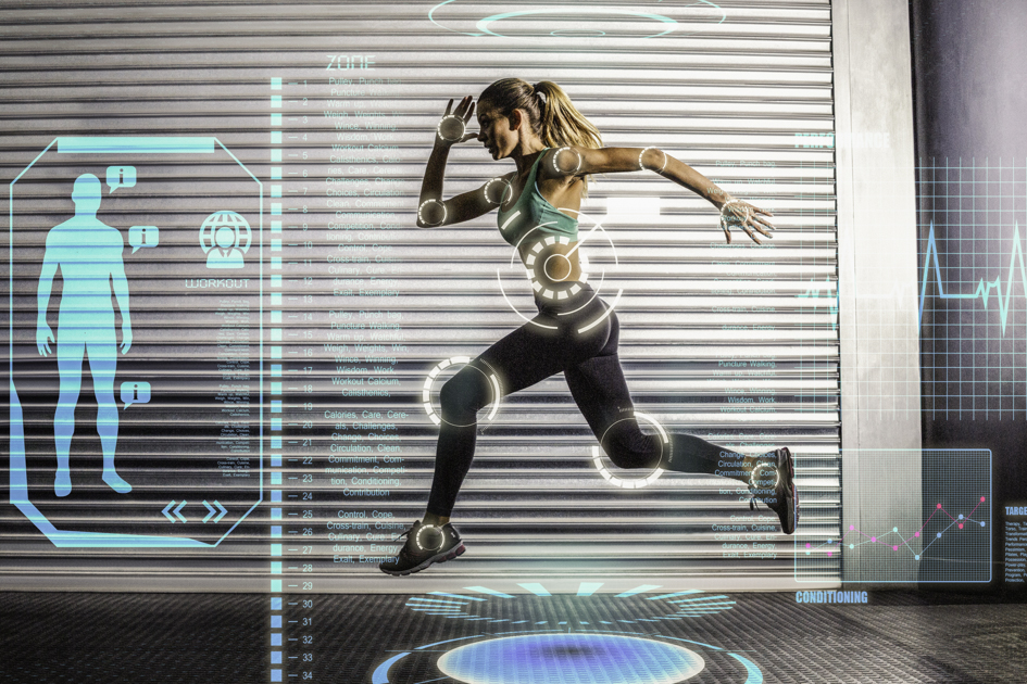 fitness industry technology trends, artificial intelligence training