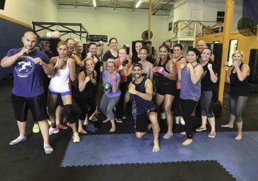 MA Fitness, MA Fitness Kickboxing Class