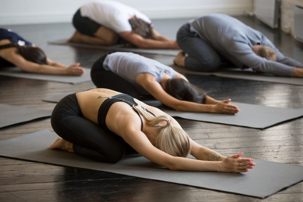 yoga studio software, yoga students