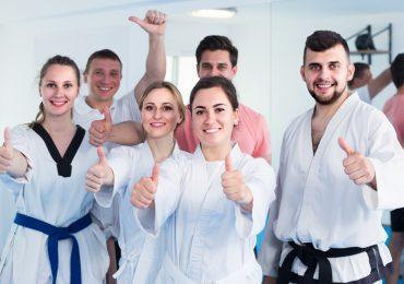 martial arts software, martial arts students