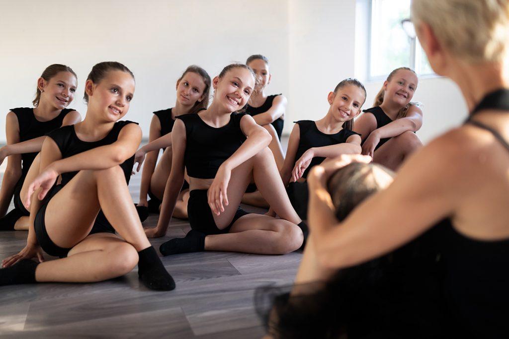 dance studio software, dance kids