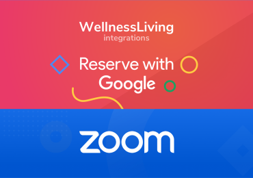 Reserve with Google, cover image with Zoom and Google