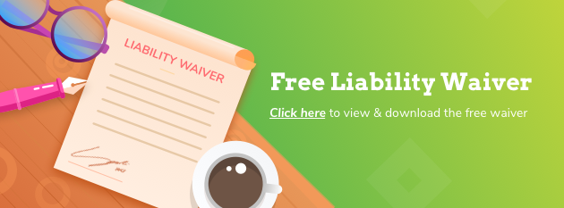 liability waiver, free poster
