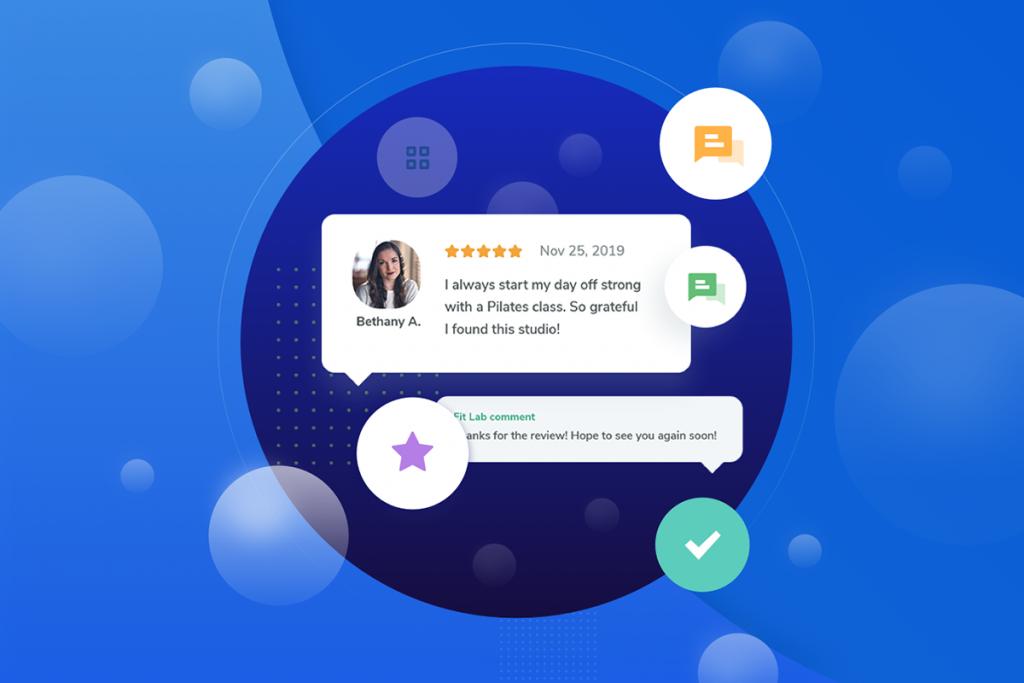 widgets, WellnessLiving website widgets