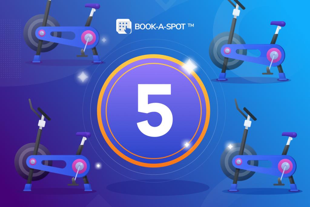 BOOK-A-SPOT, Book-a-spot cover