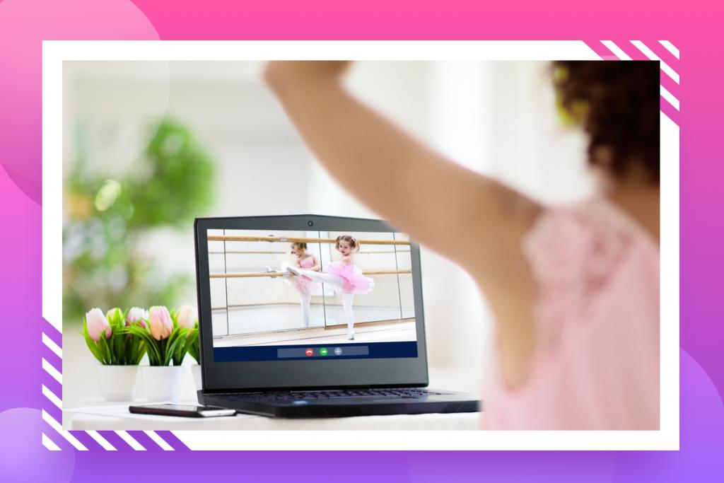 online dance classes, virtual dance