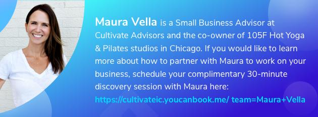 time management strategies, Maura Vella