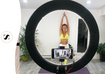 solntse hot yoga, Ina image