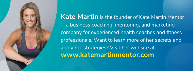 increase profits, Kate Martin graphic