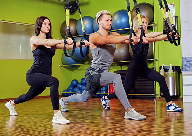 fitness industry trends, semi private group training