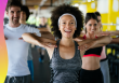 fitness culture, happy fitness people