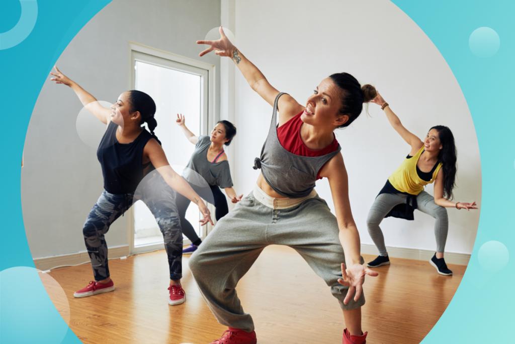 manage your dance studio staff, women dance pro staff members