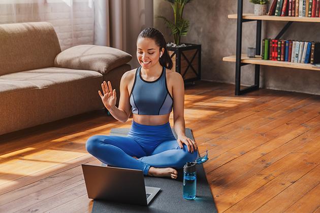 customer relationships, fitness trainer online