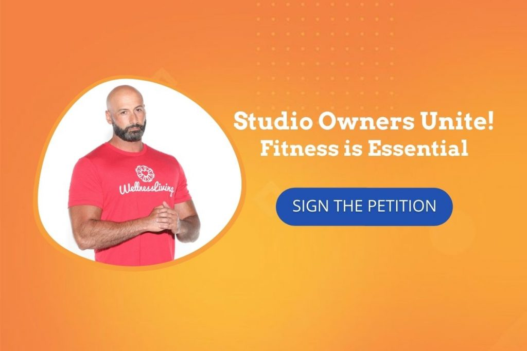 fitness studios are essential services, Len cover image