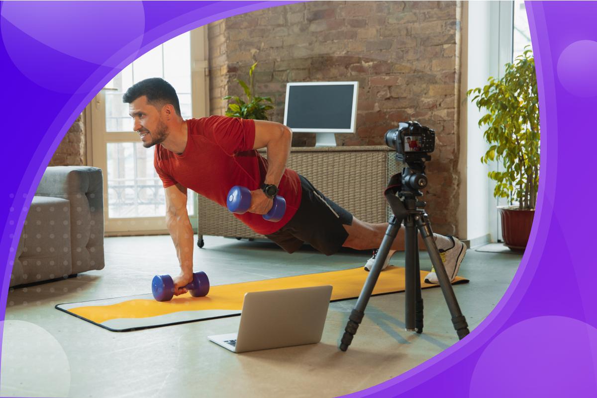 In 2020, gyms and fitness studios everywhere pivoted online with 72% of fitness business owners offering on-demand and livestream classes to their mem...
