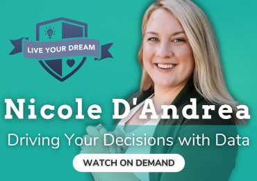 Nicole D'Andrea Driving Your Decisions with Data