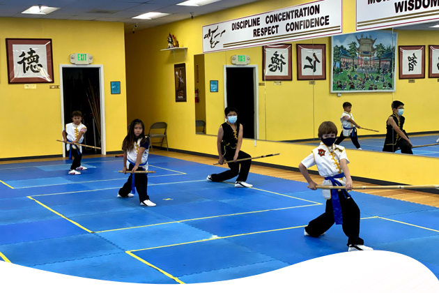one tribe martial arts academy, in-person classes