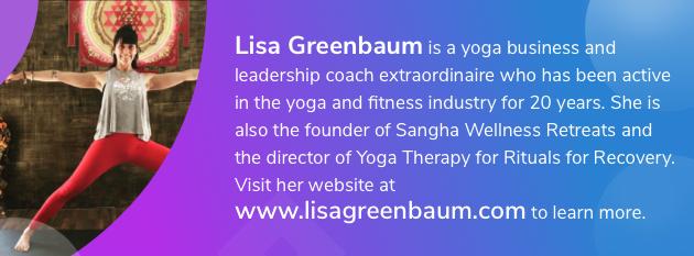 virtual workshops, Lisa Greenbaum bio