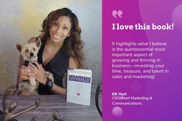 entrepreneurs, KK Hart