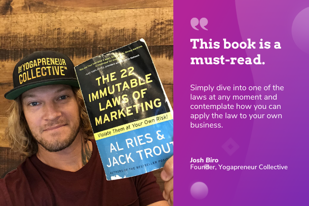 entrepreneurs, Josh Biro