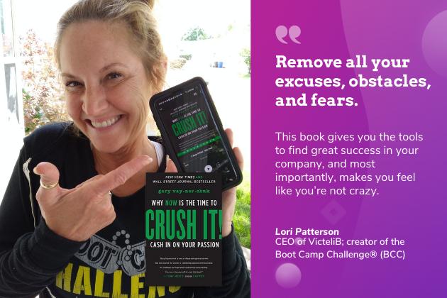 entrepreneurs, Lori Patterson