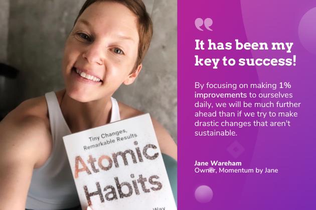 entrepreneurs, Jane Wareham
