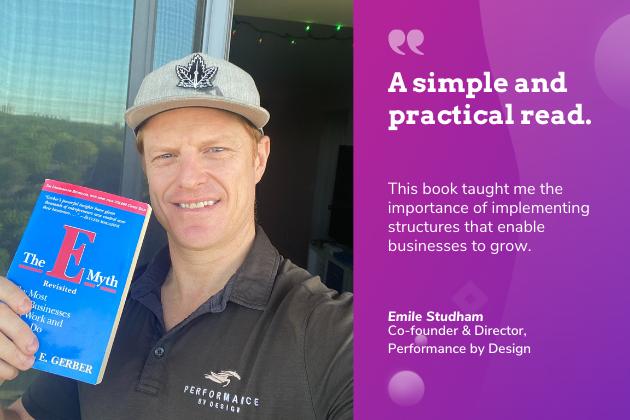 entrepreneurs, Emile Studham