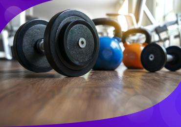 KPIs, gym equipment