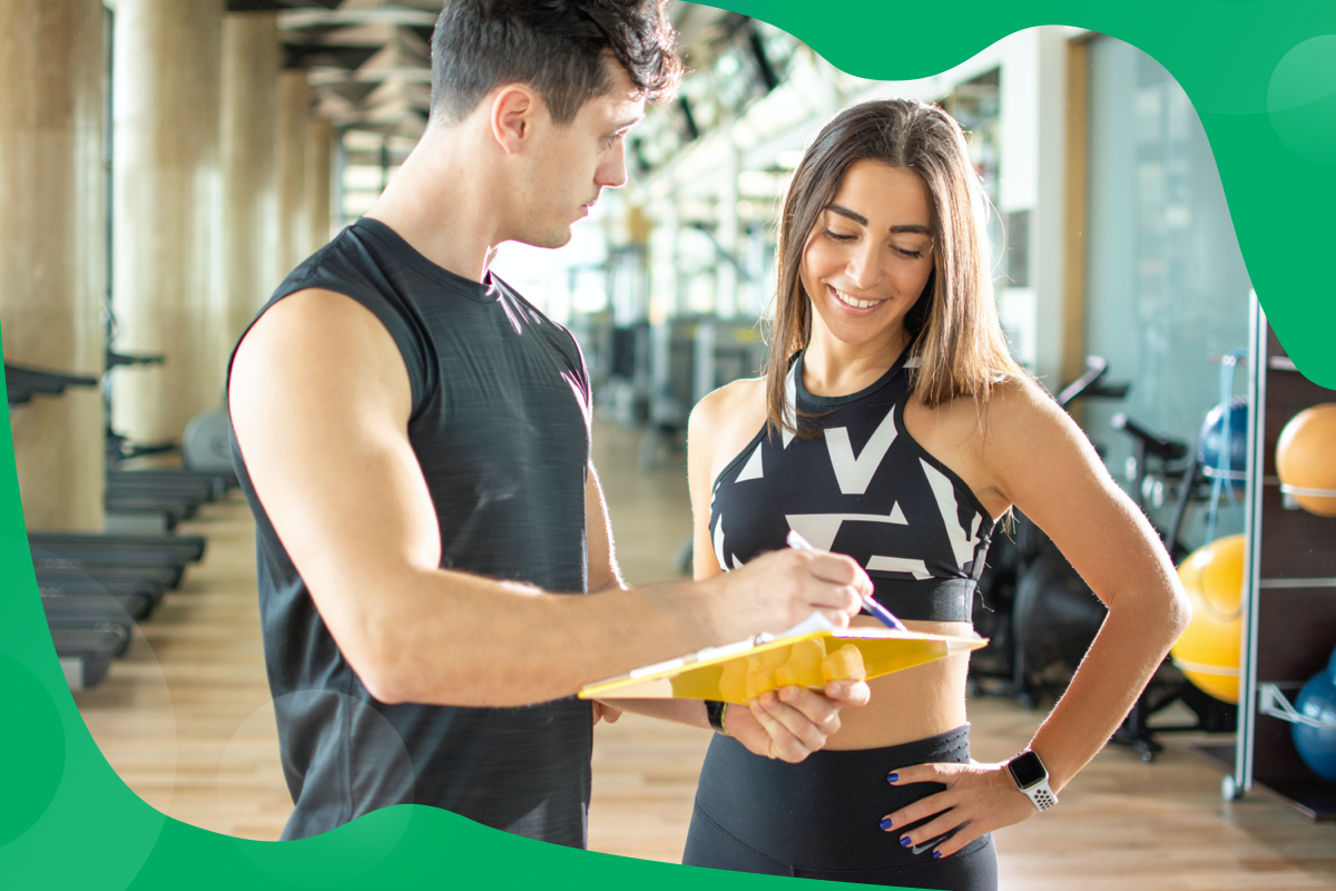Consumers expect convenient and flexible fitness options with a hybrid business model—a combination of in-person and online services. You and your sta...