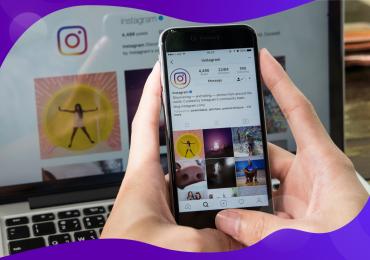 graphic design principles, social media grid