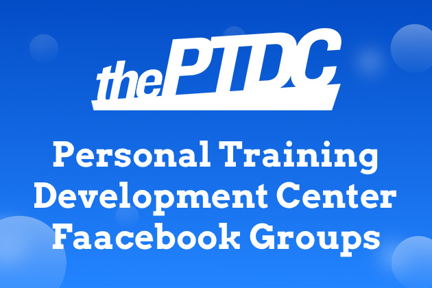 Facebook groups, the PTDC