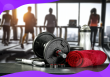starting a fitness business, equipment at a gym