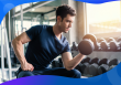 customer acquisition cost, man lifting weights