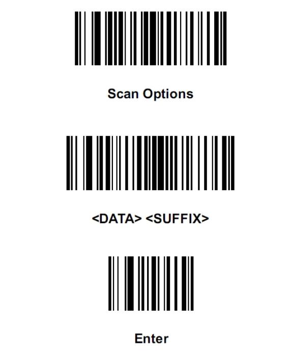 Configuring Motorola Ds9208 Or Orbit 7120 Barcode Scanner