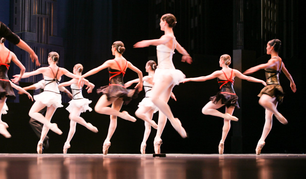 dance studio marketing ideas, ballet performance