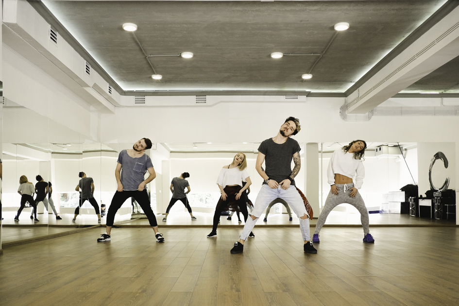 dance studio for adults, group dance class