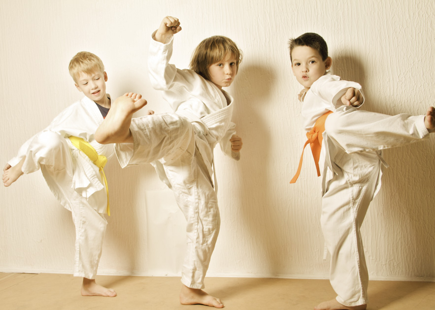 merchandising tips, karate kids