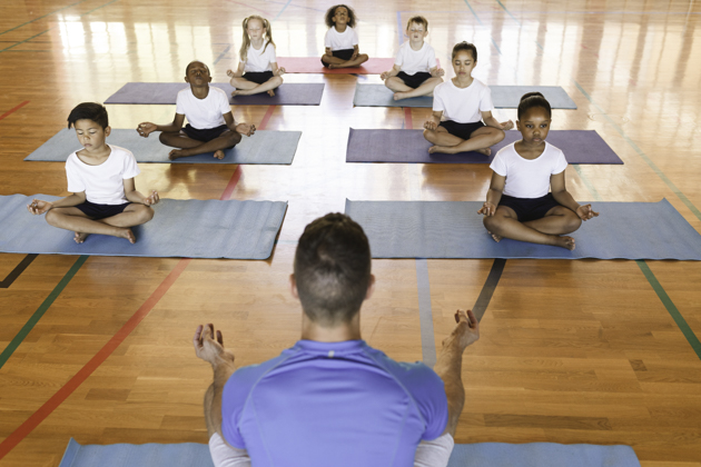 yoga lessons for kids, Offer special discounts at your studio that will encourage the whole family to join!