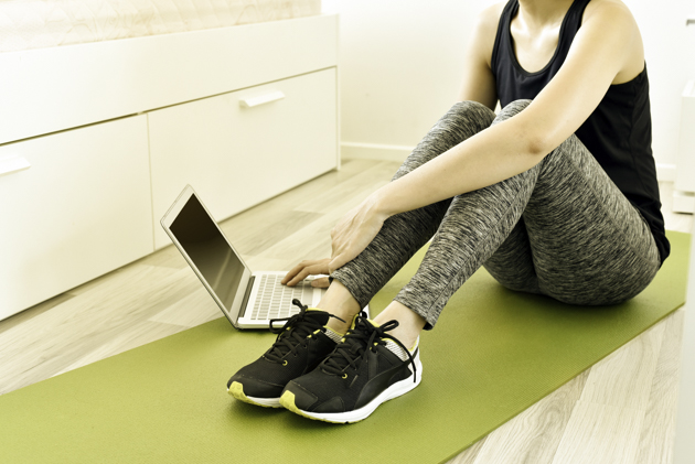 marketing ideas for Pilates studios, Pilates on social