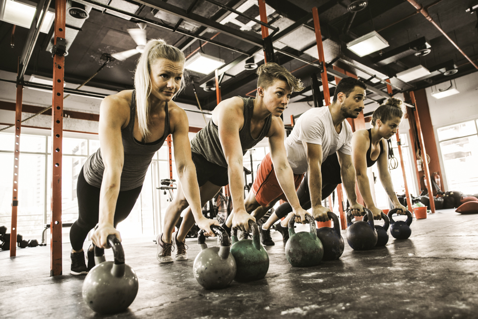 crossfit software, crossfit class