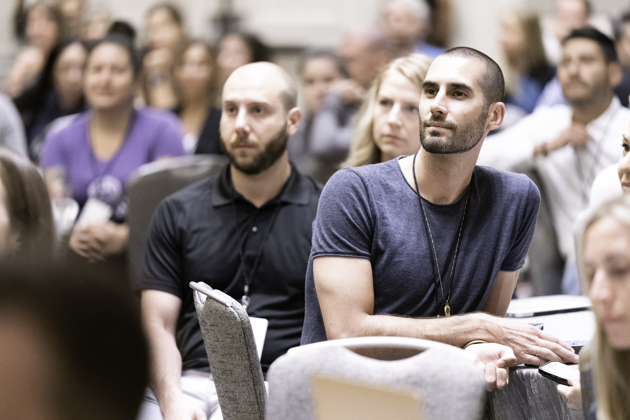 boutique fitness summit dc, BFS 2019 DC audience